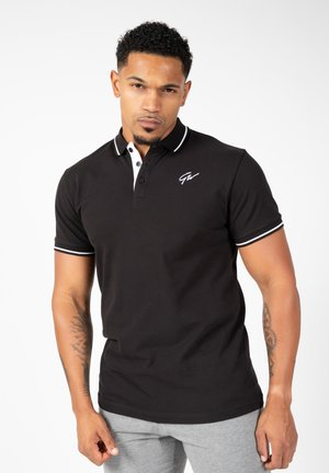 DELANO - Poloshirt - black