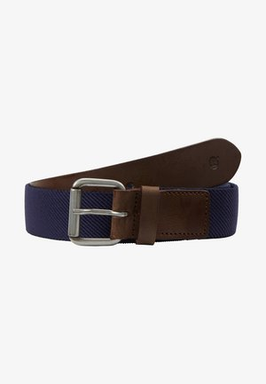 STRETCH MAN BELT - Pasek - blue