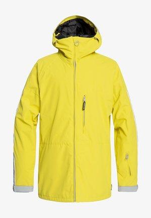 RETROSPECT - Snowboardjas - warm olive
