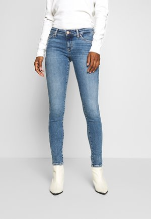 SIV - Jeansy Skinny Fit - authentic stretch wash