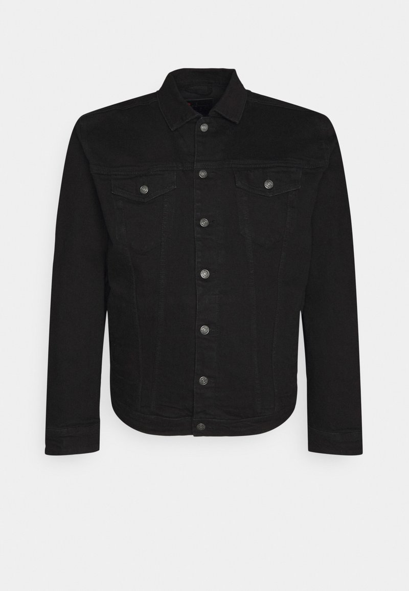 Denim Project - PLUS KASH JACKET - Denim jacket - black