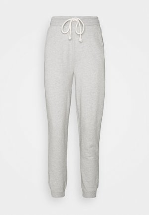 DAD JOGGER - Tracksuit bottoms - heather gray