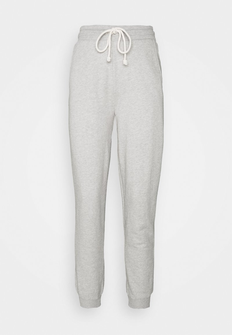 American Eagle - DAD JOGGER - Tracksuit bottoms - heather gray