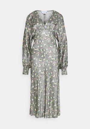 DIONNE DRESS - Day dress - grey