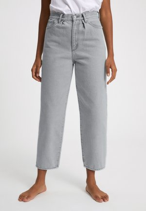 AANIKE - Relaxed fit jeans - powder grey