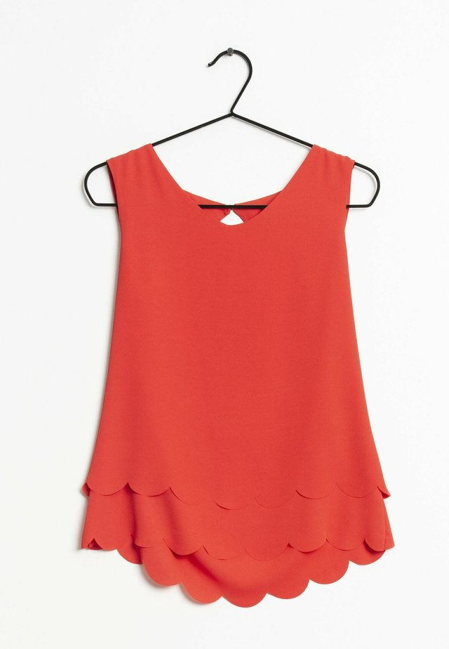 Top - red