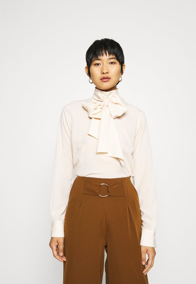 BLOUSE - Blouse - off-white