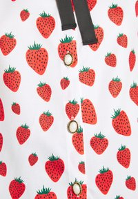 Sister Jane - STRAWBERRY COURT BOW SHIRT - Button-down blouse - red - 5