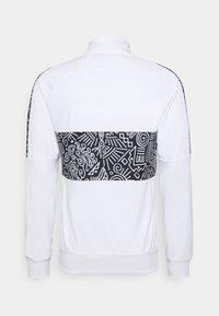 Nike Performance - CLUB AMERICA ANTHEM - Träningsjacka - white/black - 8