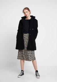 Noisy May - NMGABI JACKET - Winter coat - black - 1