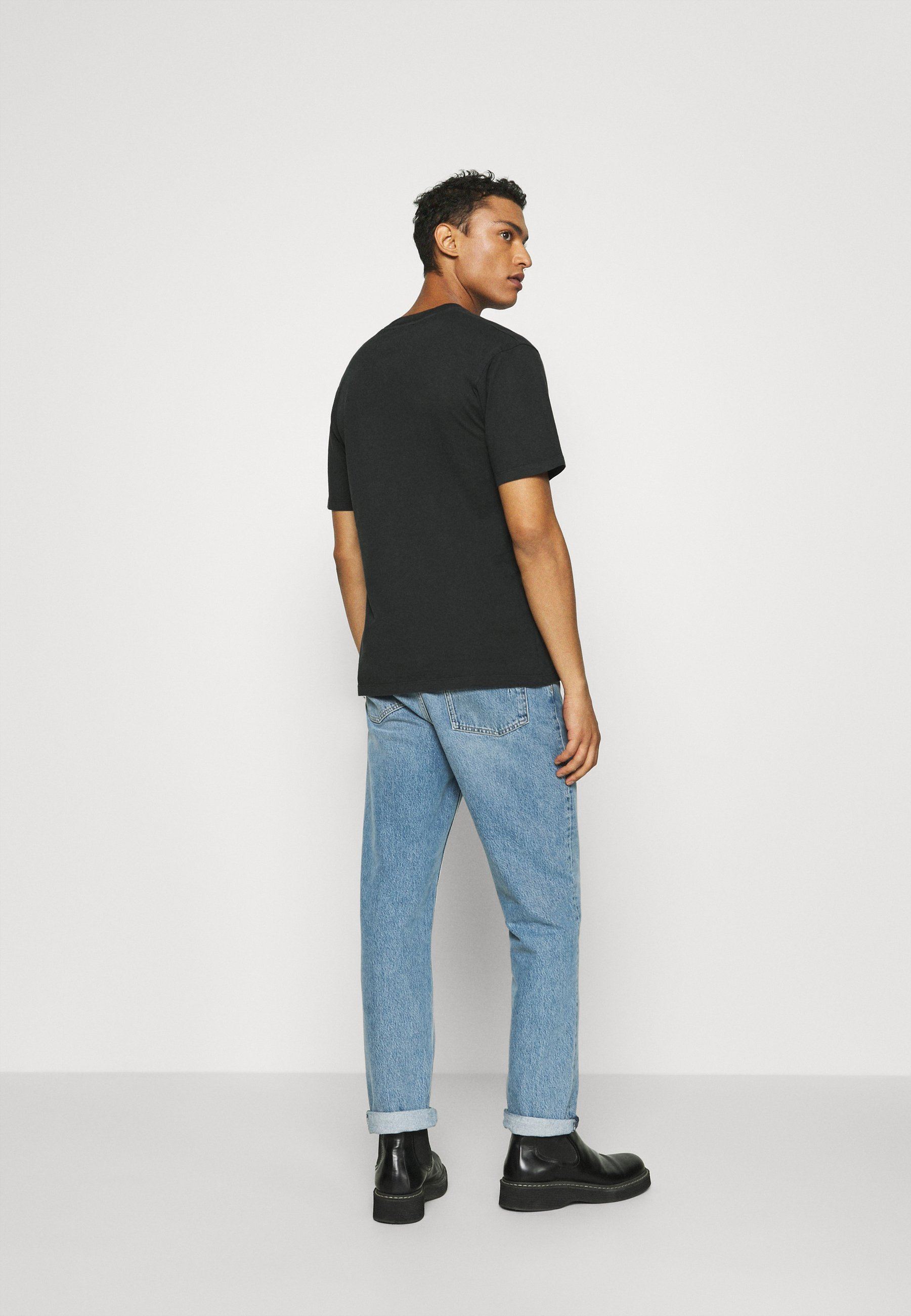 The Kooples T-shirt Print - Black