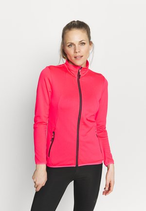 WOMAN JACKET - Fleece jacket - gloss