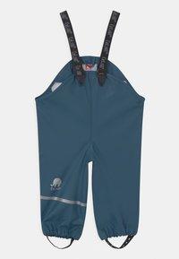 CeLaVi - BASIC RAINWEAR SOLID SET UNISEX - Rain trousers - iceblue - 3