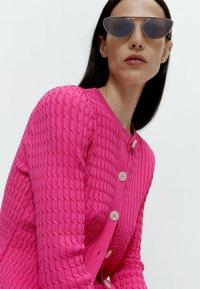 Uterqüe - Cardigan - pink - 3
