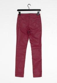 Burton - Slim fit jeans - red - 1