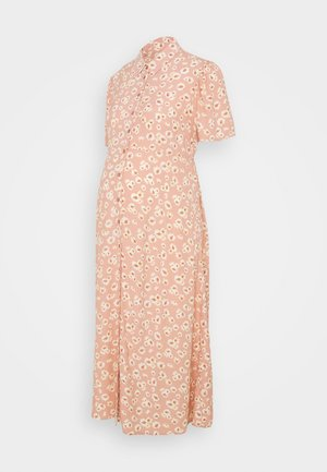 PCMMILLER DRESS - Sukienka koszulowa - pink