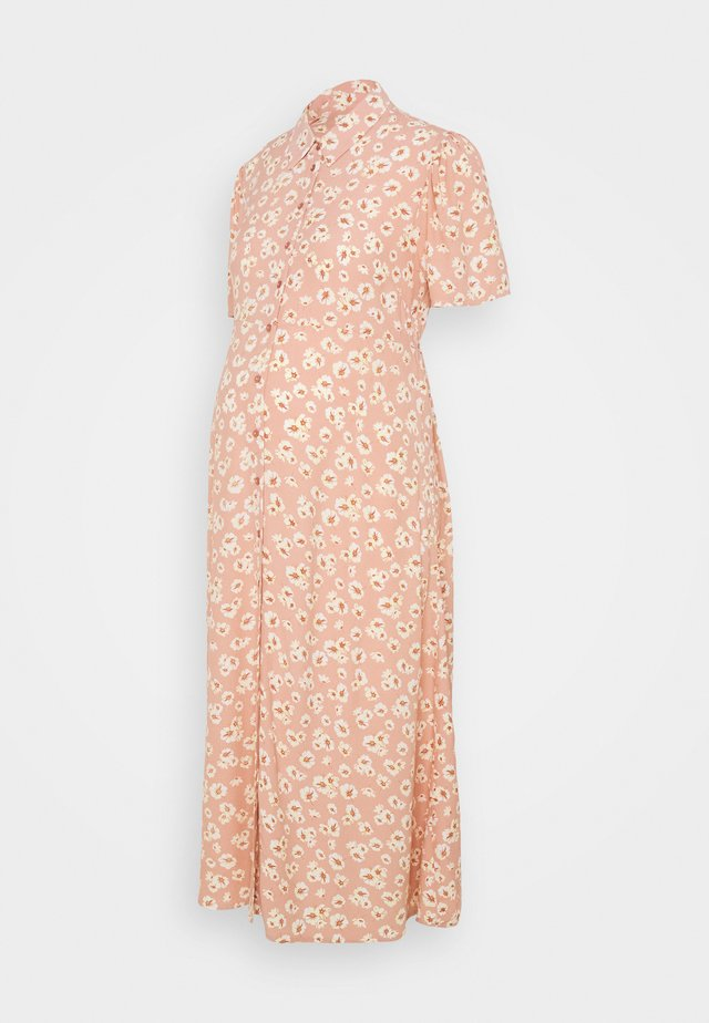 PCMMILLER DRESS - Robe chemise - pink