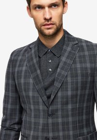 Selected Homme - Blazer jacket - gray - 3