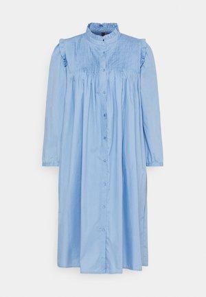 YASROBBIA DRESS - Shirt dress - della robbia blue