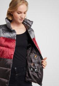 Save the duck - IRIS - Winter jacket - multi-coloured - 3