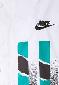 Nike Performance - JACKET - Training jacket - white/black/neo teal - 2