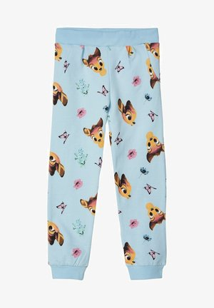 DISNEY BAMBI  - Tracksuit bottoms - dream blue