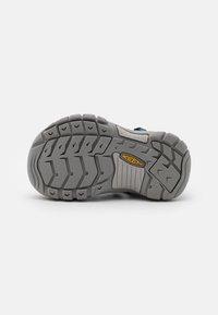 Keen - NEWPORT H2 UNISEX - Chodecké sandály - vivid blue/katydid - 4