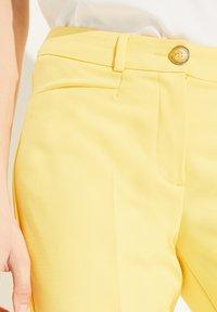 comma - Trousers - lemon - 4