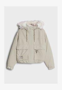 Bershka - Winter jacket - green - 4