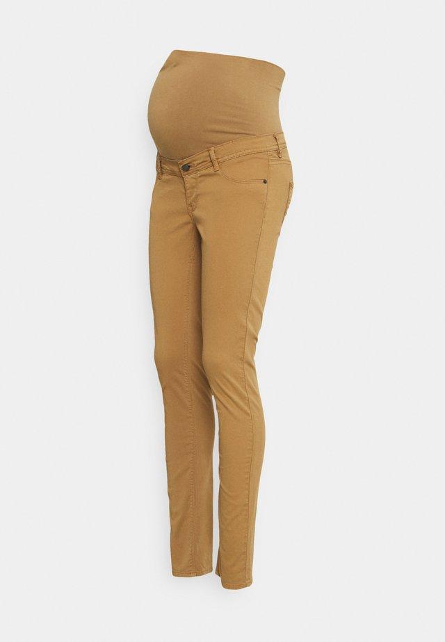 PANTS - Spodnie materiałowe - acorn beige