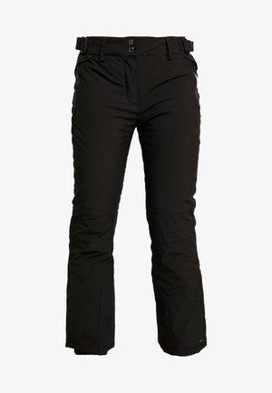 SIRANYA - Snow pants - schwarz
