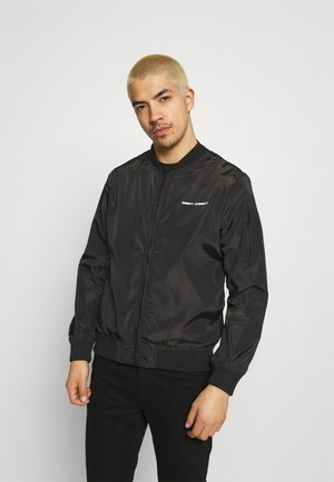 HEARD - Giubbotto Bomber - black