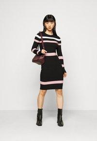 Anna Field Petite - Jumper dress - black - 1