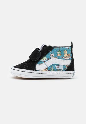 SK8-HI CRIB UNISEX - First shoes - orchid/true white