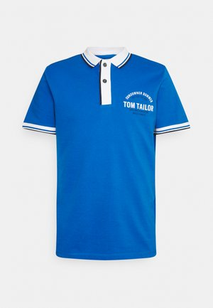 DECORATED - Polo - victory blue