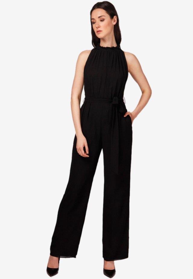 LONG - Jumpsuit - black