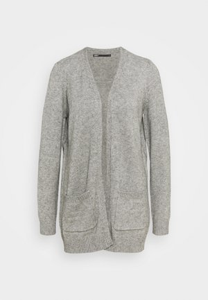 ONLLESLY - Cardigan - medium grey melange