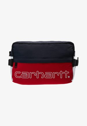 TERRACE HIP BAG - Bum bag - cardinal/dark navy/white/ black
