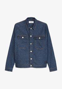 Marc O'Polo DENIM - Denim jacket - multi/neppy blue raw - 5