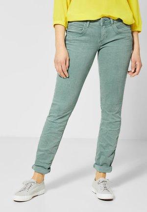 CRISSI - Slim fit jeans - green