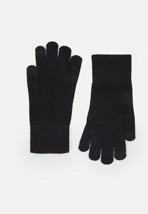 SOFT GLOVE - Gloves - black