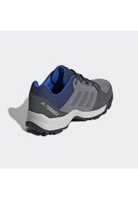 adidas Performance - TERREX HYPERHIKER LOW LEATHER HIKING SHOES - Zapatillas de senderismo - grey - 3