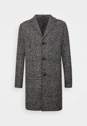 FAYETTE FAUXWOOL - Classic coat - black