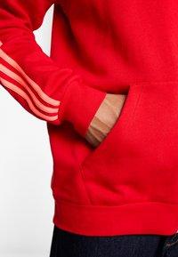 adidas Originals - 3-STRIPES - Sweatjakke /Træningstrøjer - scarlet - 5