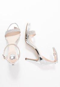 Buffalo - MONROE - High heeled sandals - silver - 3