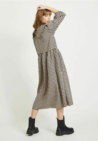 Vila - Day dress - navy blazer - 2