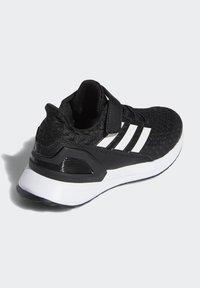 adidas Performance - RAPIDARUN UNISEX - Neutrální běžecké boty - black - 3