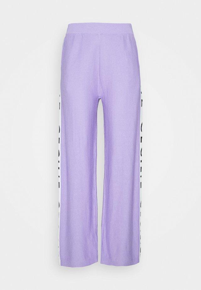JUTTA - Bukser - lavender
