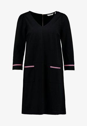 ODELIA - Jersey dress - noir