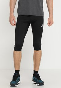 ASICS - SILVER KNEE TIGHT - 3/4 sports trousers - performance black - 0
